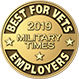 Best Employer For Vets Award